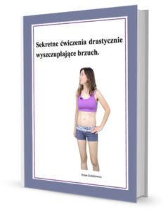 ćwiczenia wyszczuplające brzuch ebook