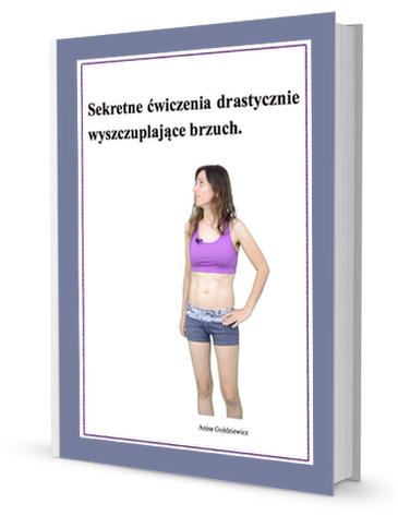 sekretne ćwiczenia drastycznie wyszczuplające brzuch ebook