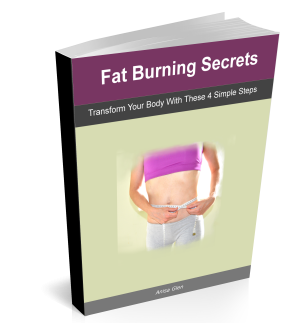 free ebook pdf fat burning secrets cover