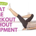 Home workout without equipment – great training