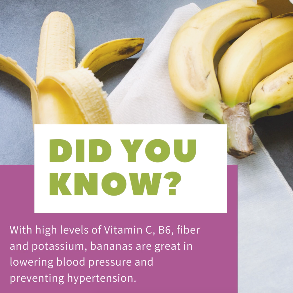 healthy food to lose weight banana