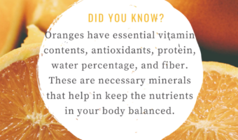 healthy food to lose weight oranges