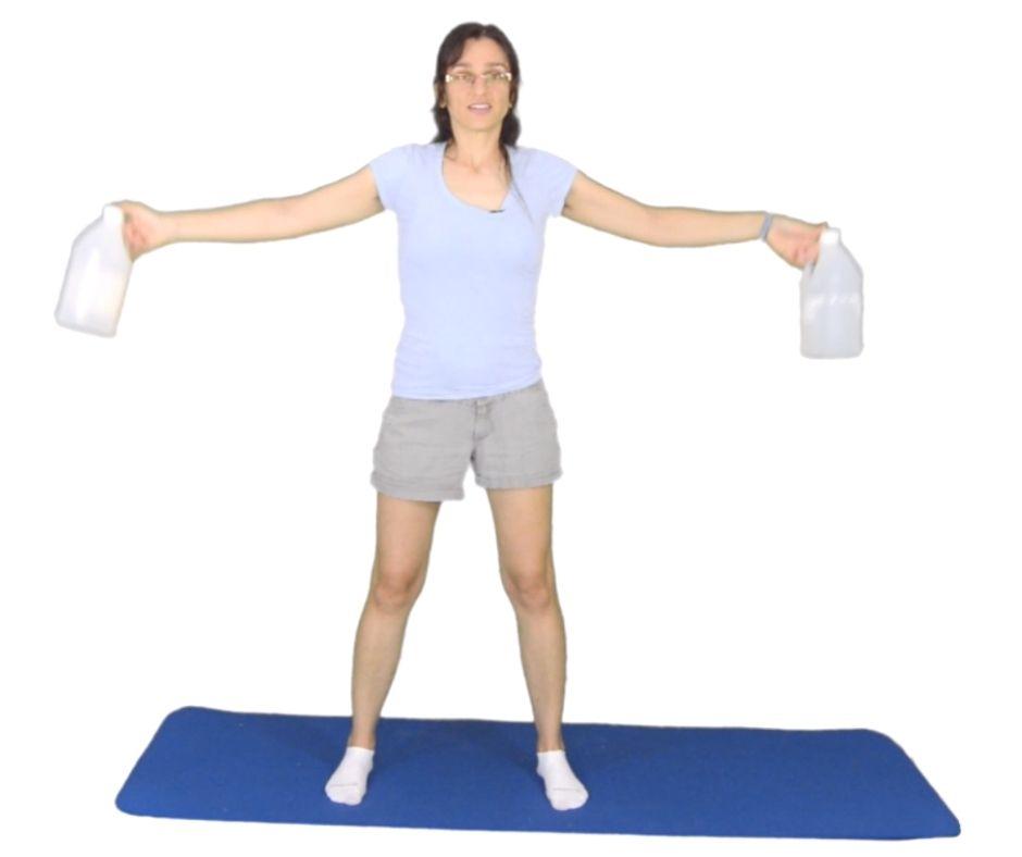 best arm workouts