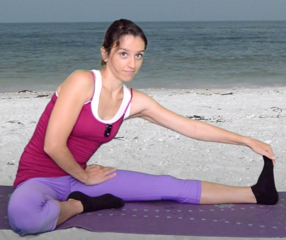hamstrings flexibility