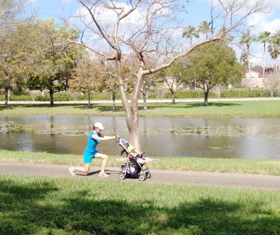 stroller exercises