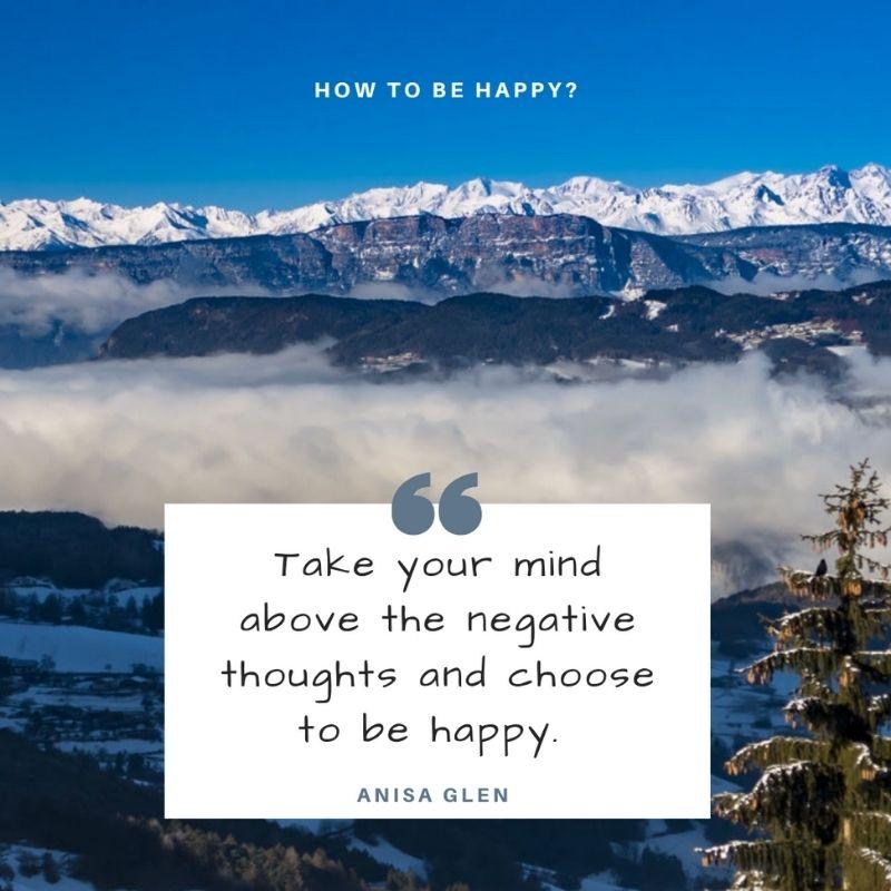 be happy self love