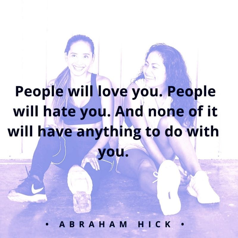 people will love you
